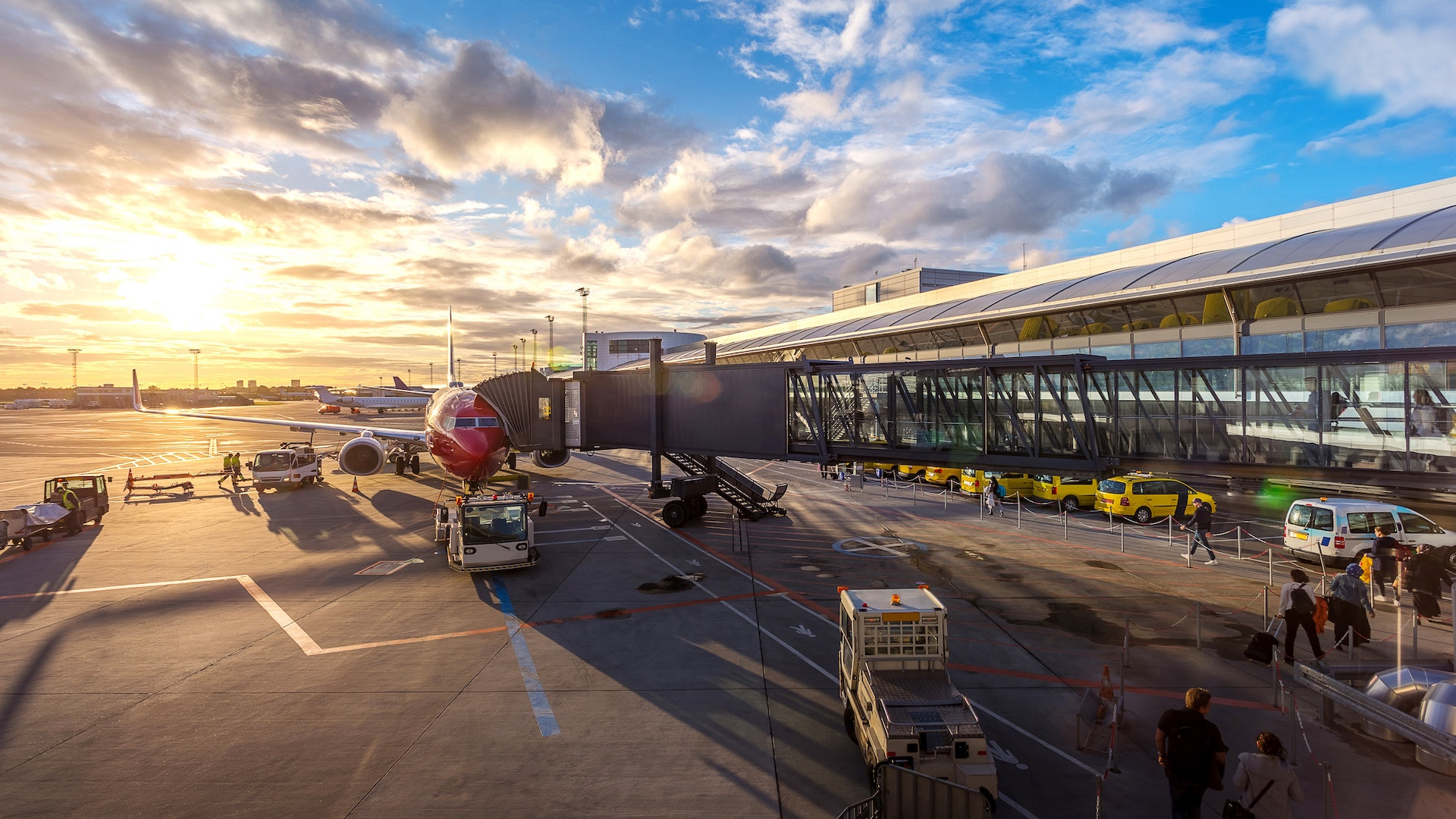 Vuelos en Latinoamérica: ¿Cuáles son las rutas aéreas más transitadas?