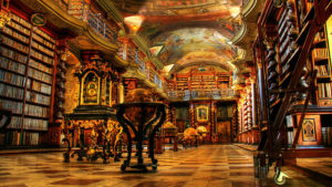 Estas son las cinco bibliotecas más atractivas del mundo