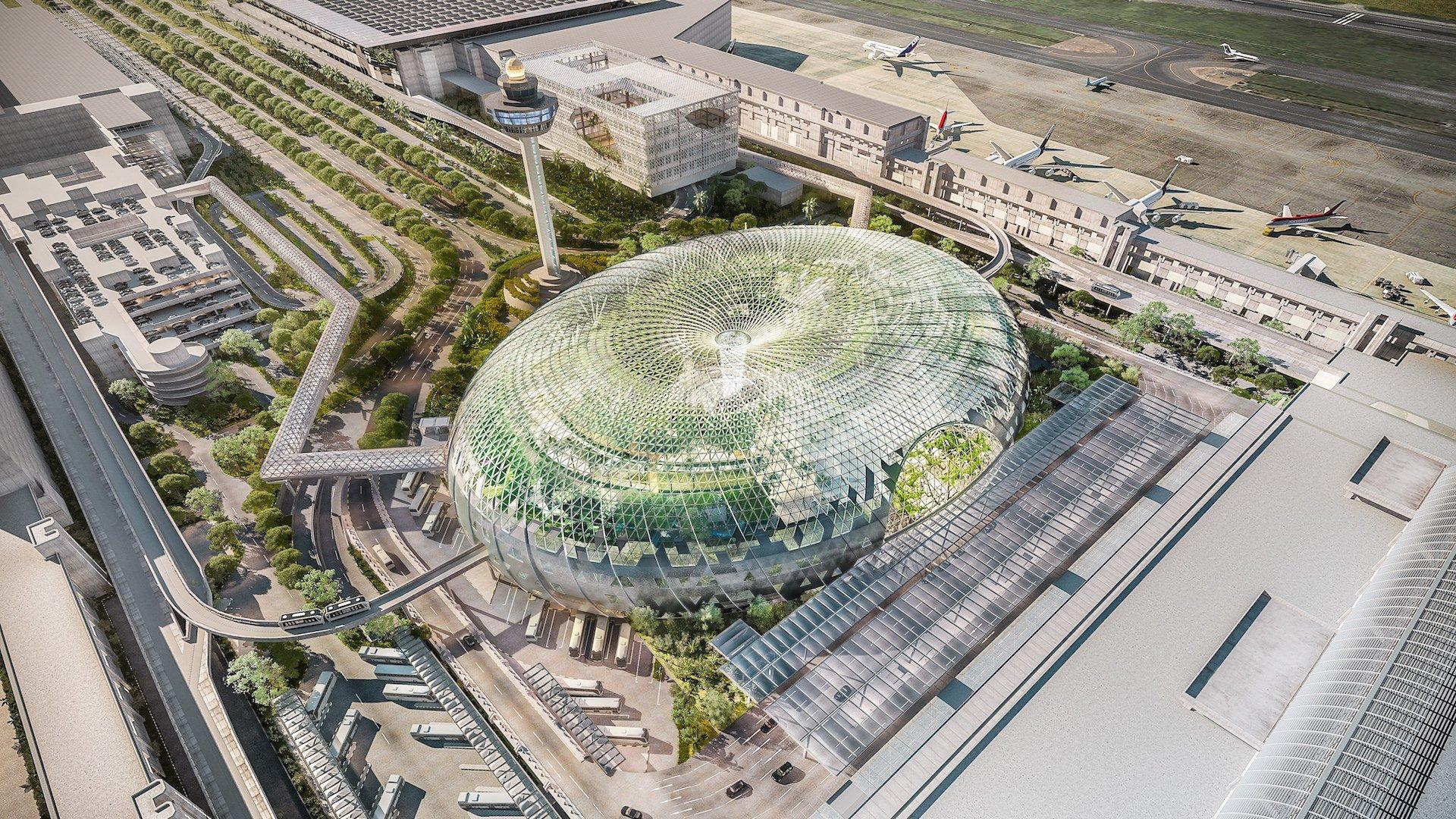 Los mejores aeropuertos del mundo de 2020, a pesar del coronavirus