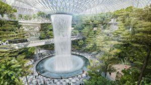 En abril, inaugura el aeropuerto más lindo del mundo: <em>Jewel Changi Airport</em>