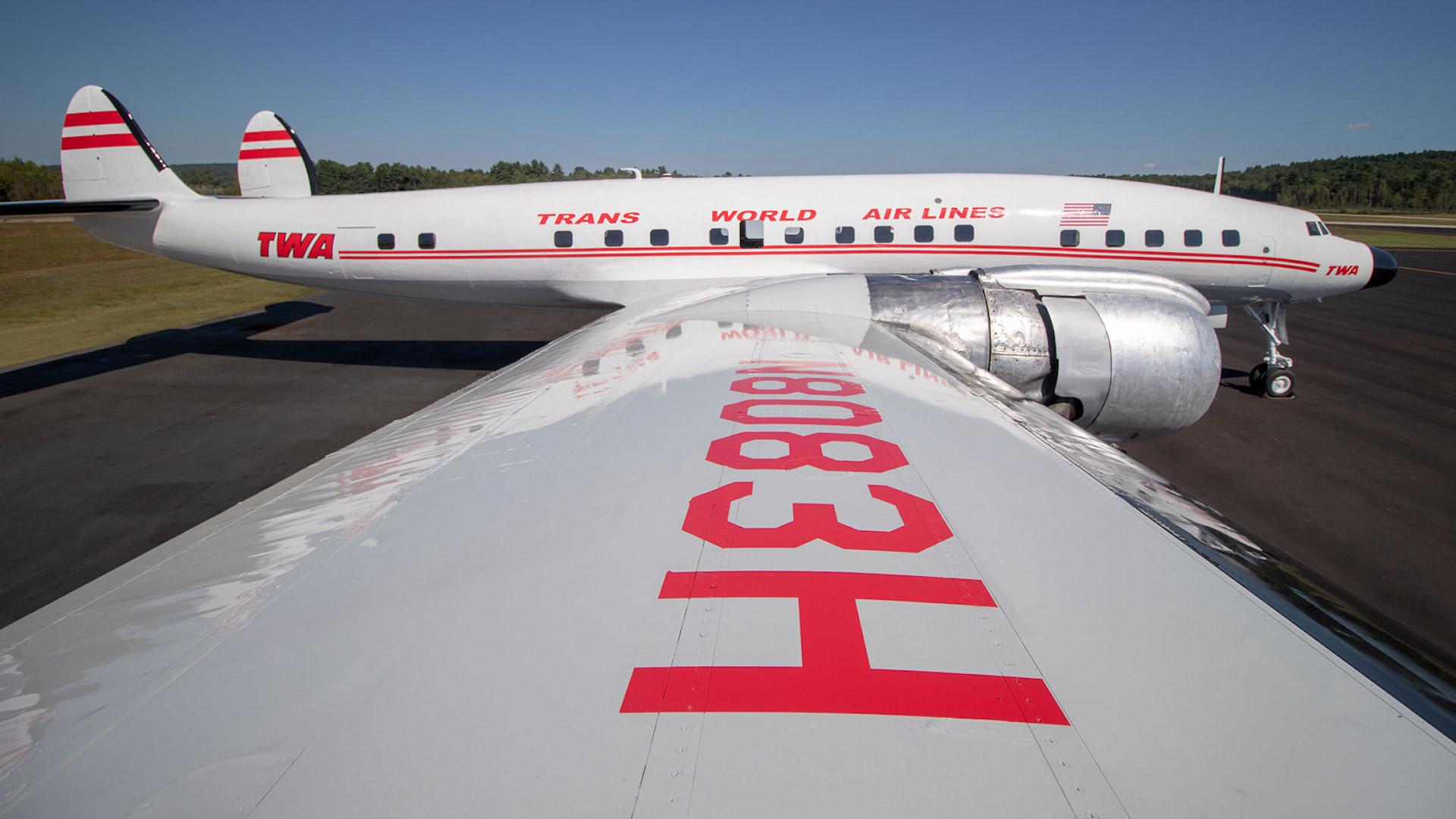 Connie: el original bar dentro de un avión, parte del nuevo hotel TWA de New York