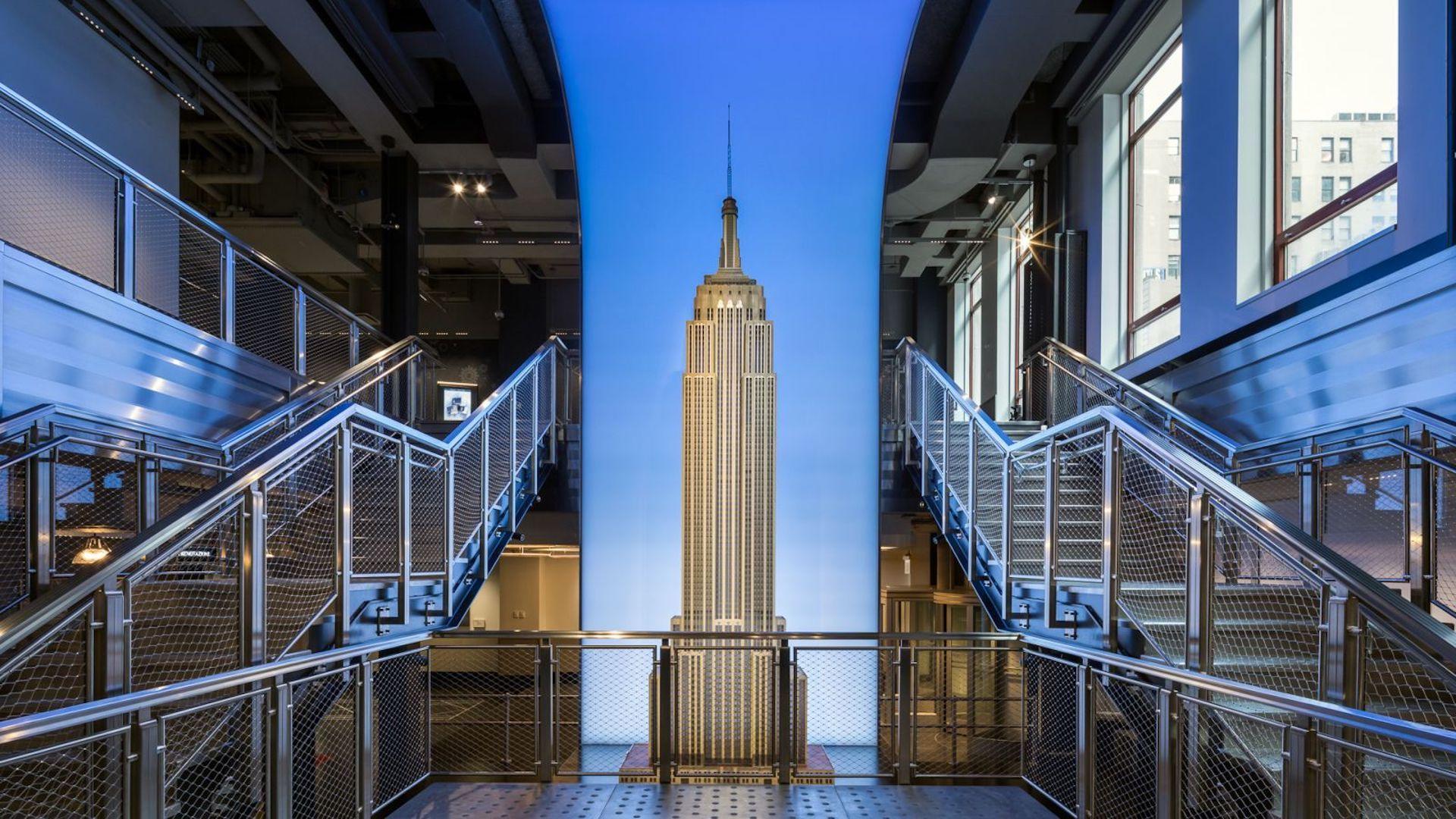 Ahora se pueden conseguir vistas del Empire State en vivo por Internet