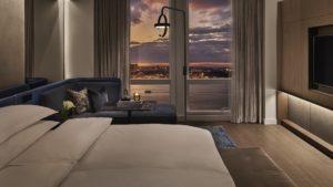 Equinox Hudson Yards es el nuevo gran hotel de Nueva York: se aceptan reservas