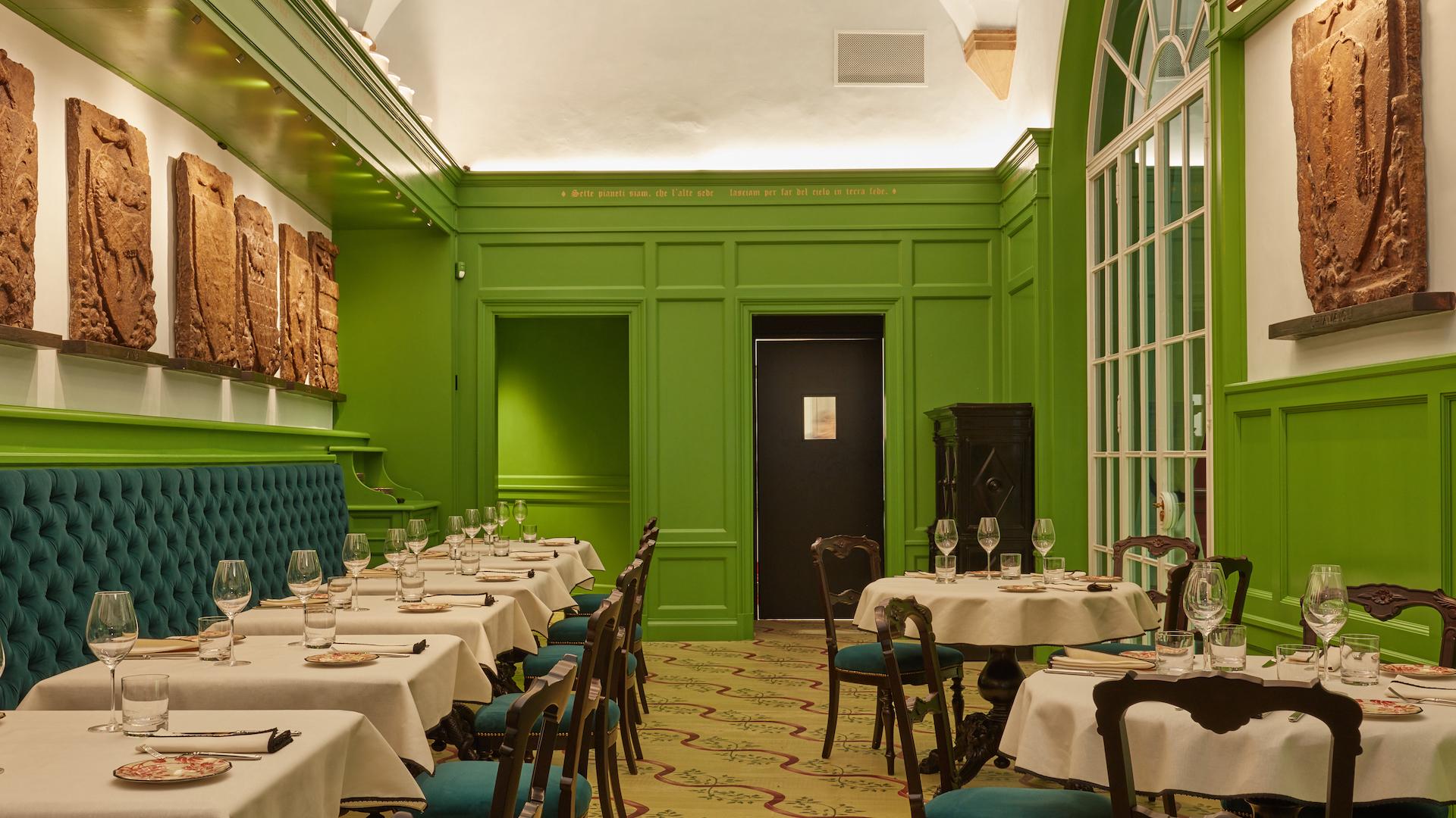 Gucci Ostería - Florencia Restaurante