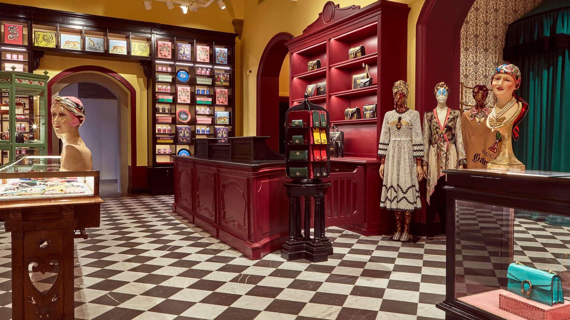 Gucci Ostería - Florencia Tienda 1