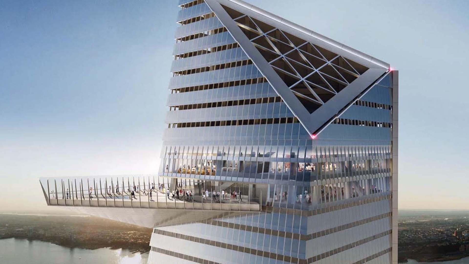 Edge: el observatorio más alto de Nueva York abre en 2020, en Hudson Yards