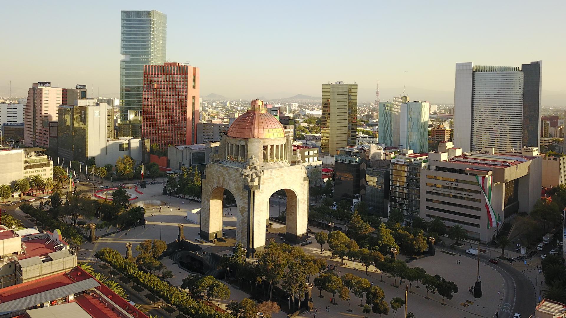 Así es el Monumento a la Revolución Mexicana: imágenes 1