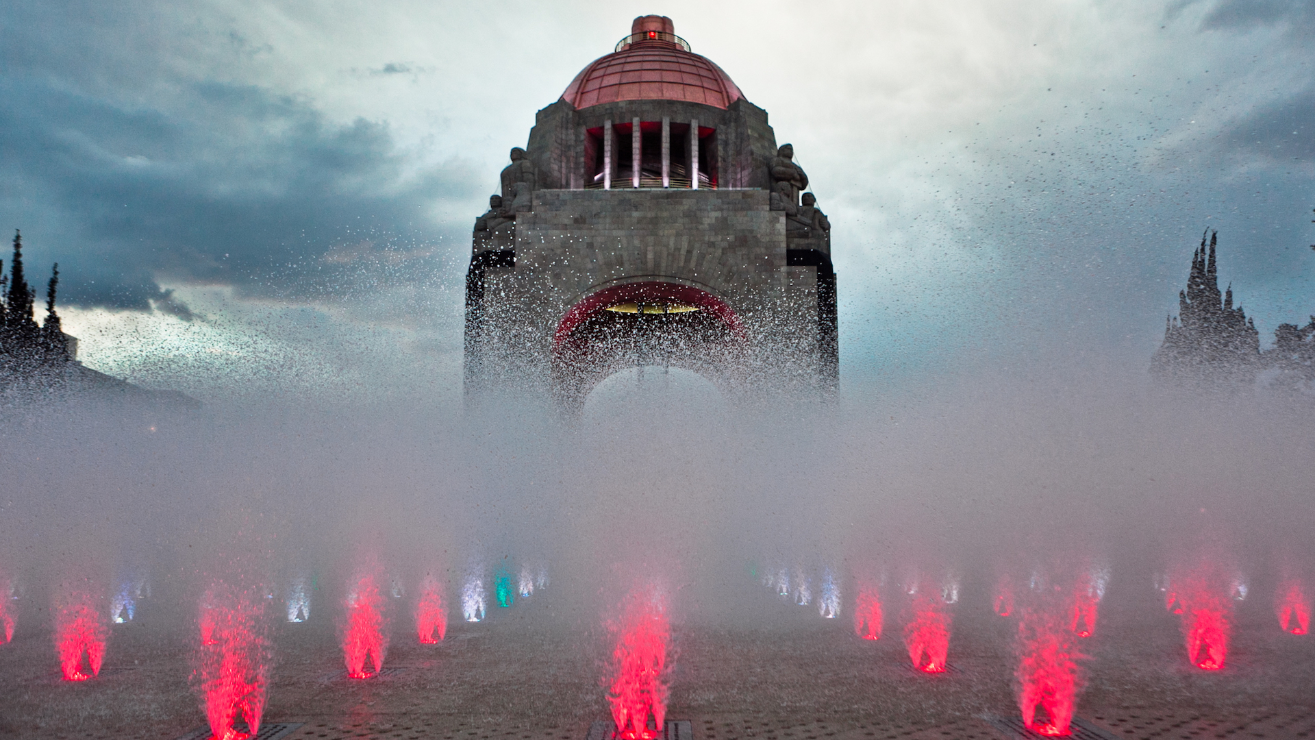 Así es el Monumento a la Revolución Mexicana: imágenes 2