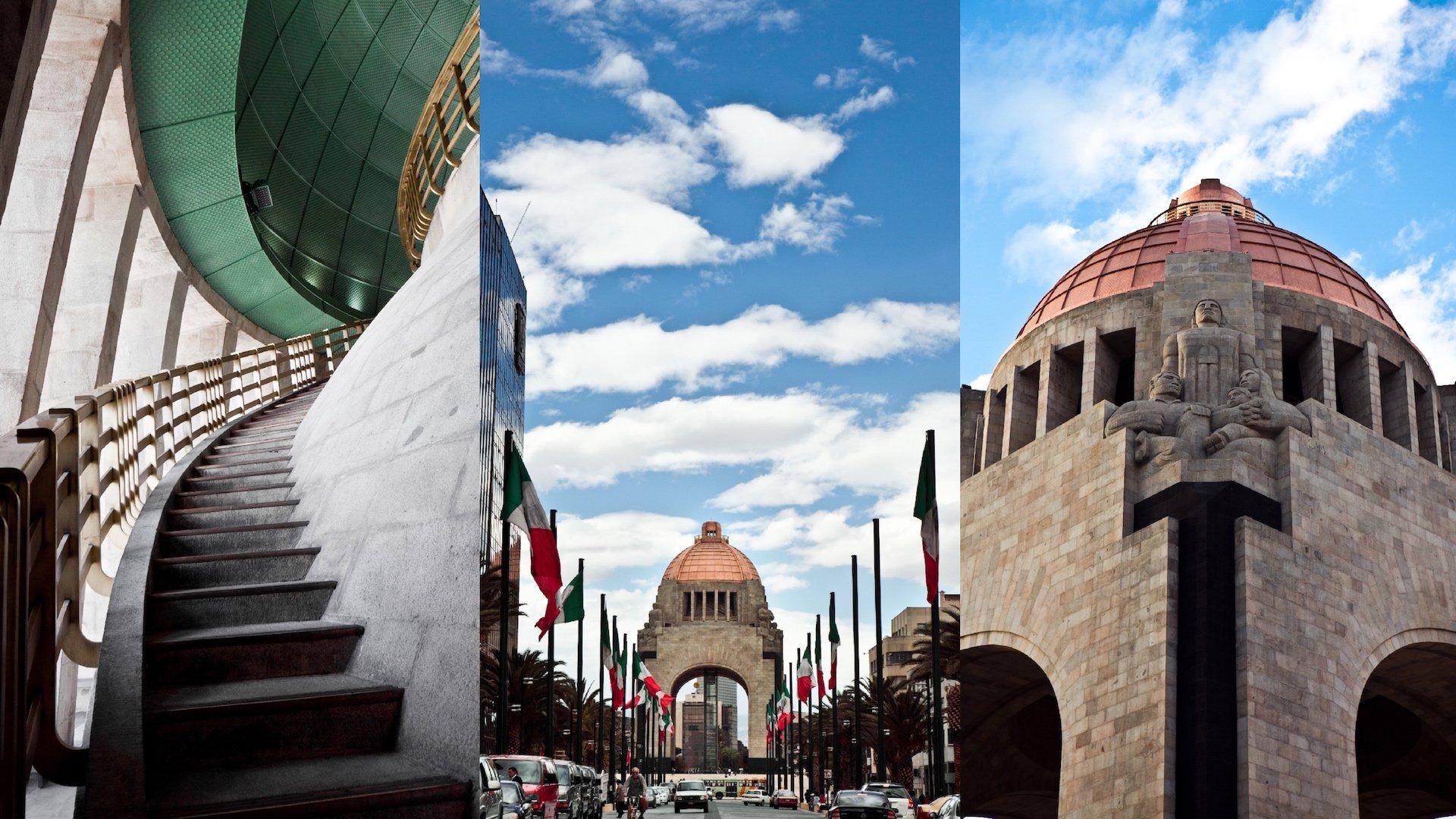 Así es el Monumento a la Revolución Mexicana: imágenes 3