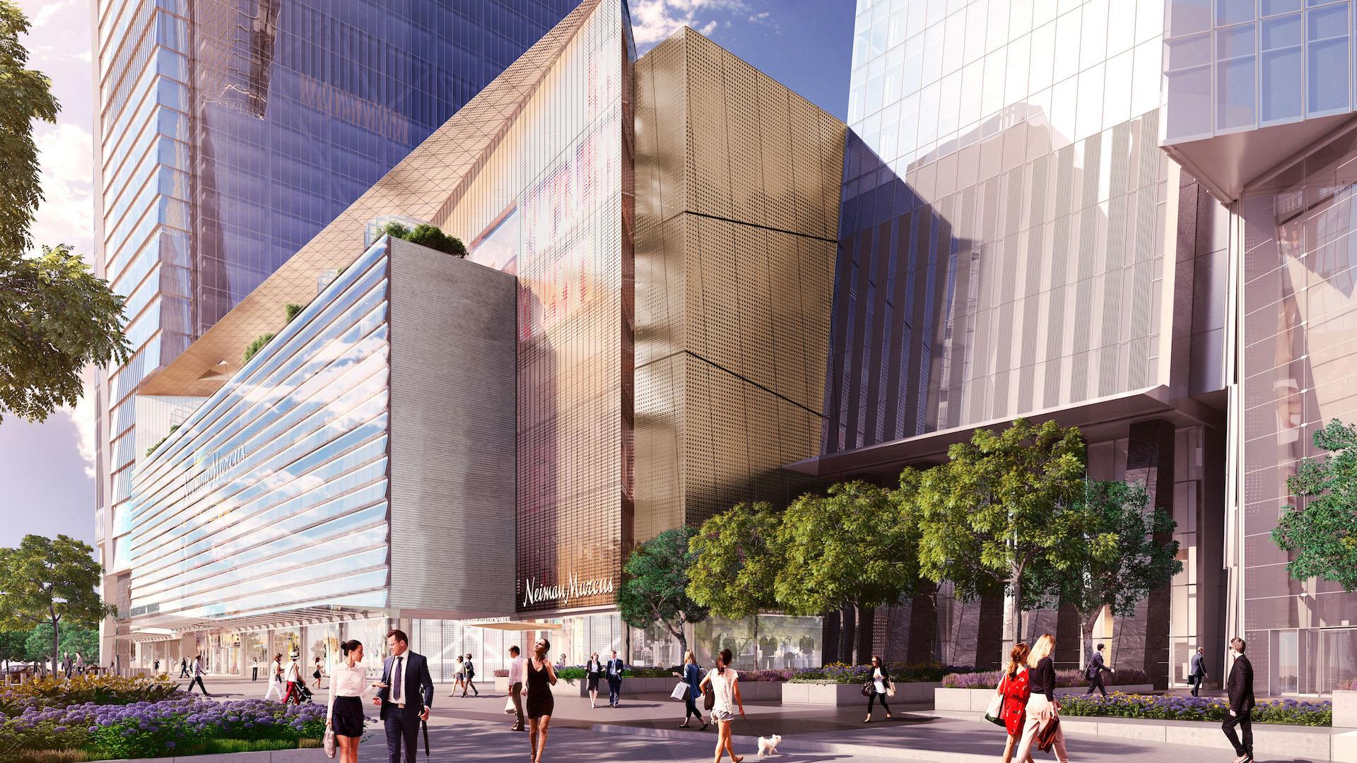 Así es Neiman Marcus Hudson Yards: el shopping más moderno en New York