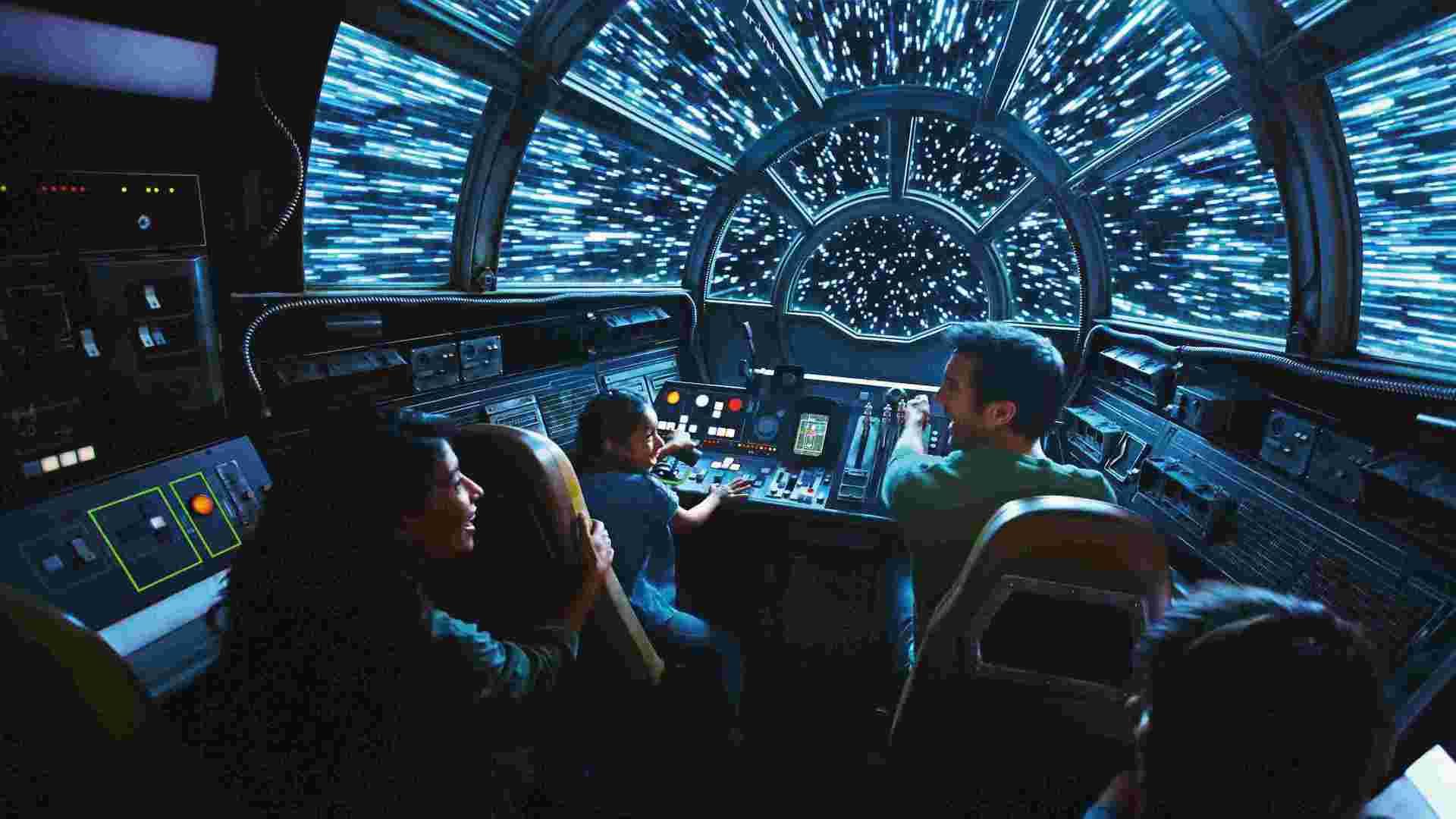 Los parques de Star Wars en Disney ya tienen fecha de inauguración