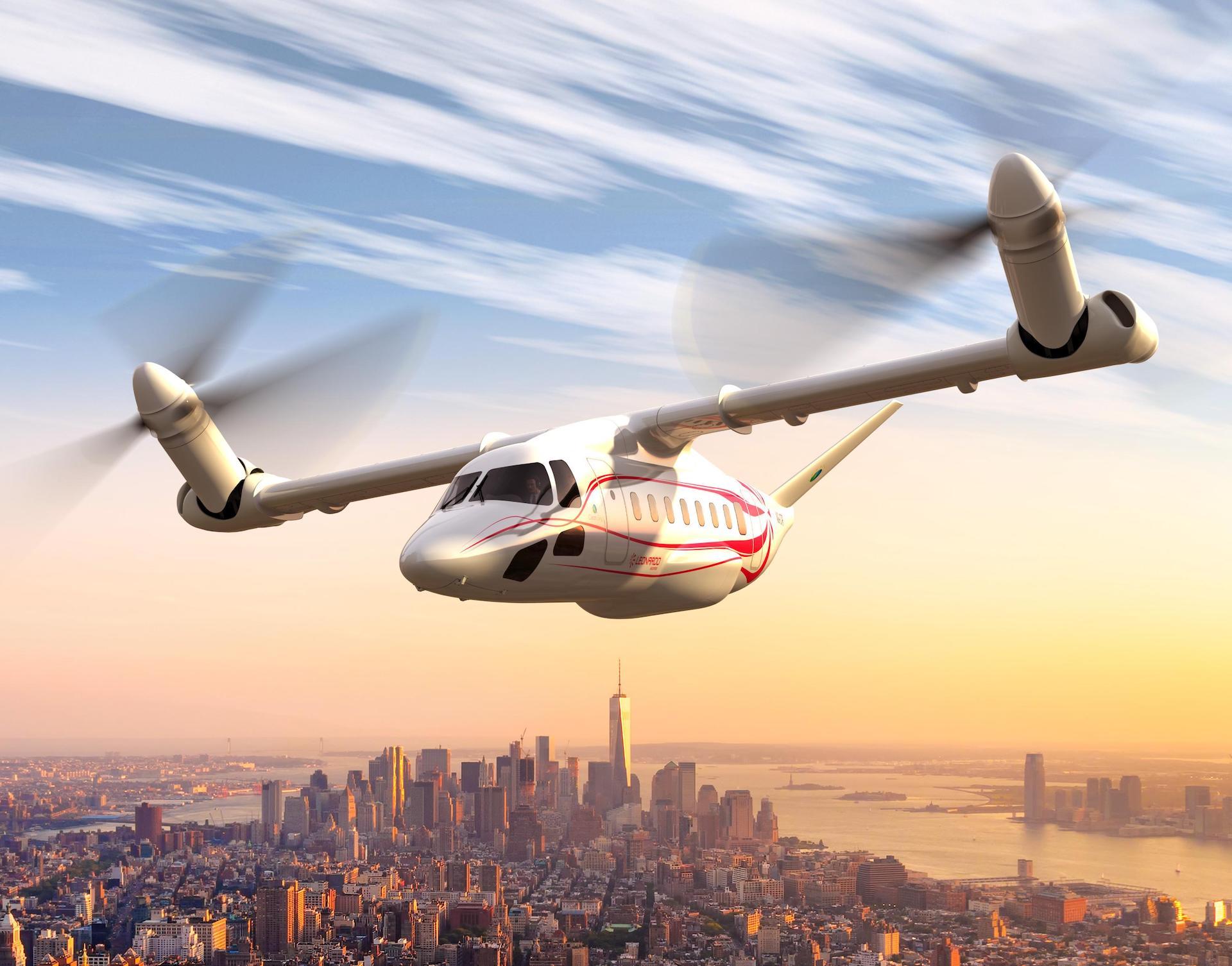 Desde 2020, podremos usar este avión que no necesita aeropuerto