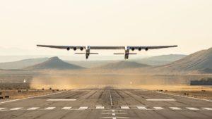 Este es el avión más grande del mundo: Stratolaunch