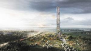 Así será el rascacielos más alto de Europa occidental: Bestseller Tower