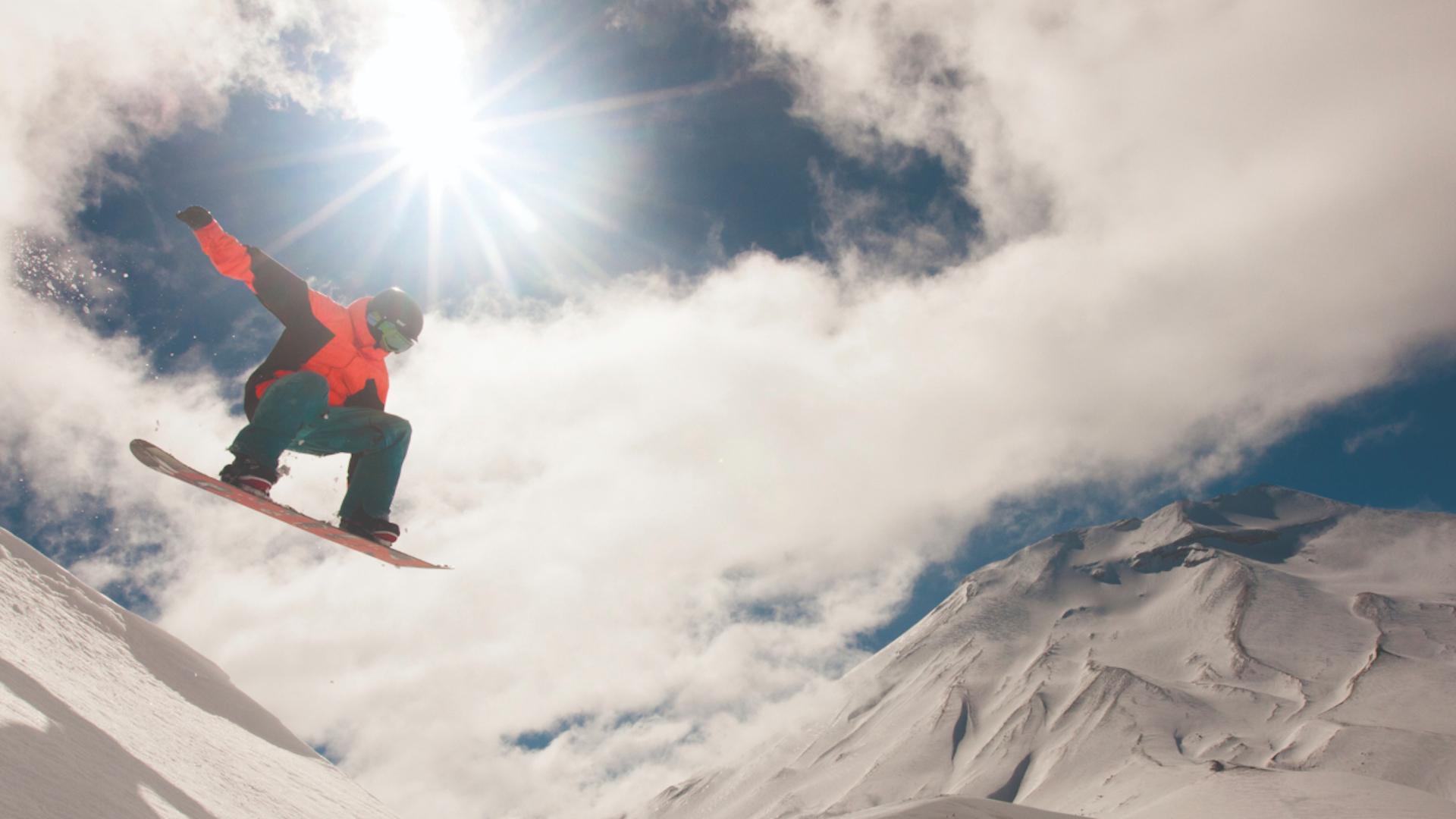 Cinco de los mejores centros de ski en Chile