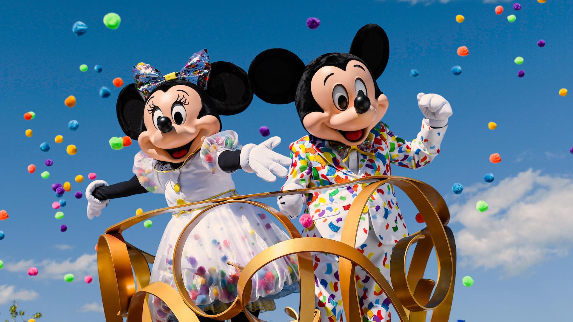 Disney suma una nueva atracción en sus parques: Mickey & Minnie Runaway