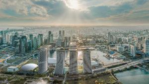 Marina Bay Sands, el hotel más famoso de Singapur, suma una torre más