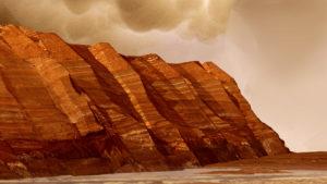 La NASA detectó el primer martemoto: como un terremoto, pero en Marte