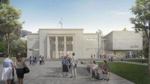 Así quedará el renovado Museo Castagnino de Rosario