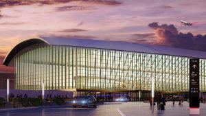 Nuevo aeropuerto de Ezeiza: en octubre, inaugura la primera parte