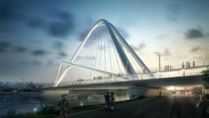 El puente con forma de montaña: otra maravilla de la arquitectura china