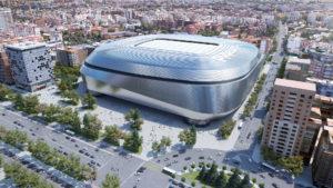 Así será el nuevo estadio del Real Madrid, Santiago Bernabéu
