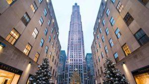 Ahora podremos alojarnos en el Rockefeller Center de Nueva York