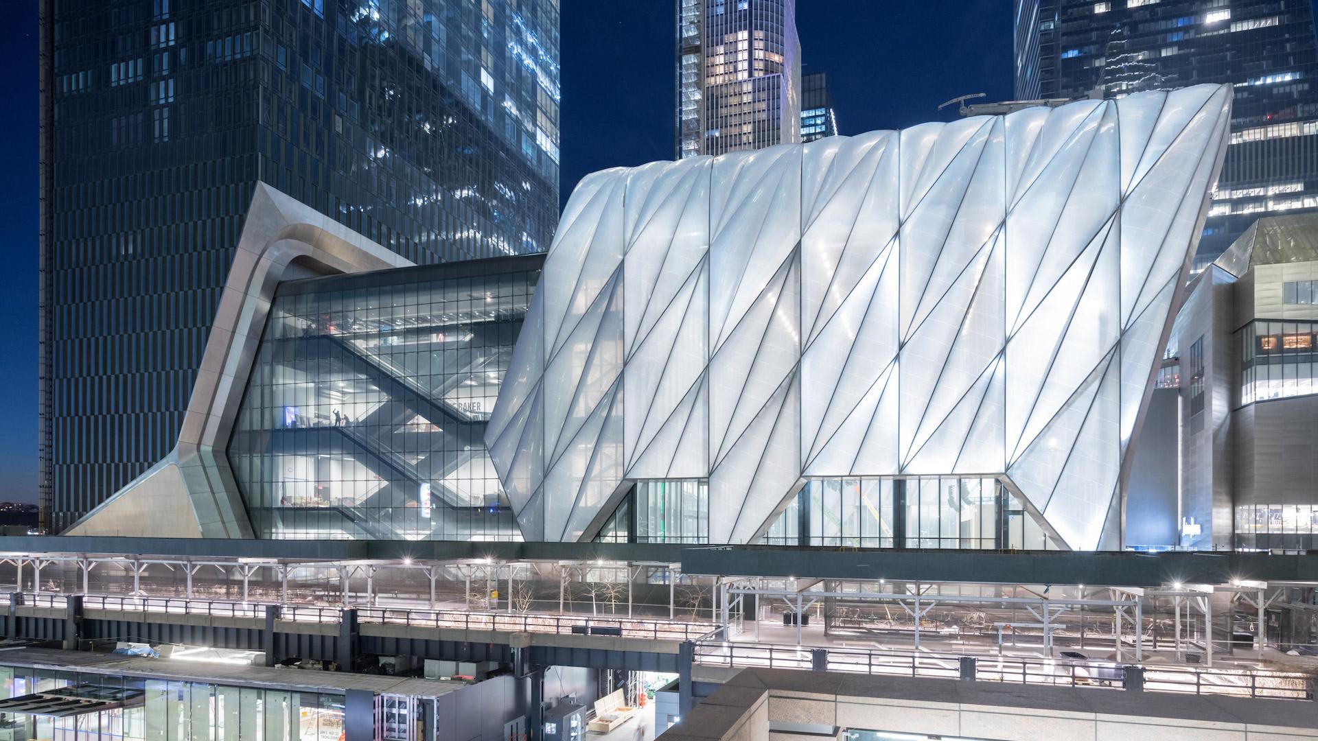 Así es The Shed, la nueva atracción junto al High Line de Nueva York