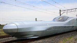 Este es el tren bala más rápido del mundo