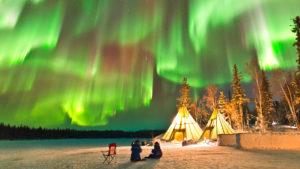 ¿Cuál es el mejor momento para ver las auroras boreales en Islandia?