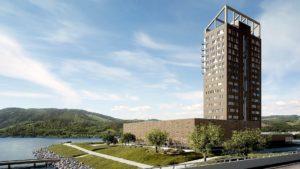 Este es el edificio de madera más alto del mundo: Mjøsa
