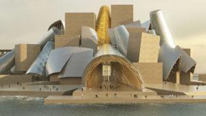 Así será el museo Guggenheim en Abu Dabi: imágenes