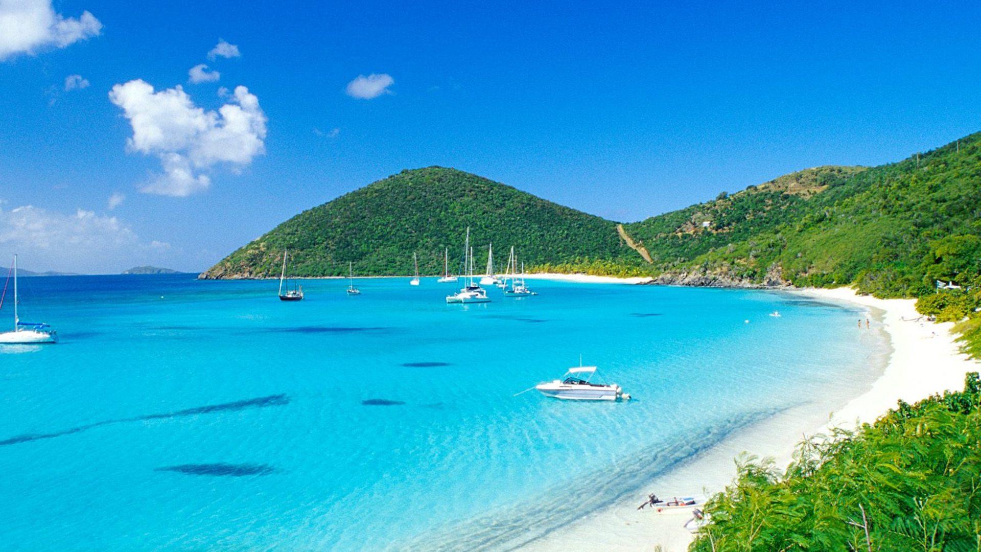 Así son las Islas Vírgenes Británicas: un Caribe diferente
