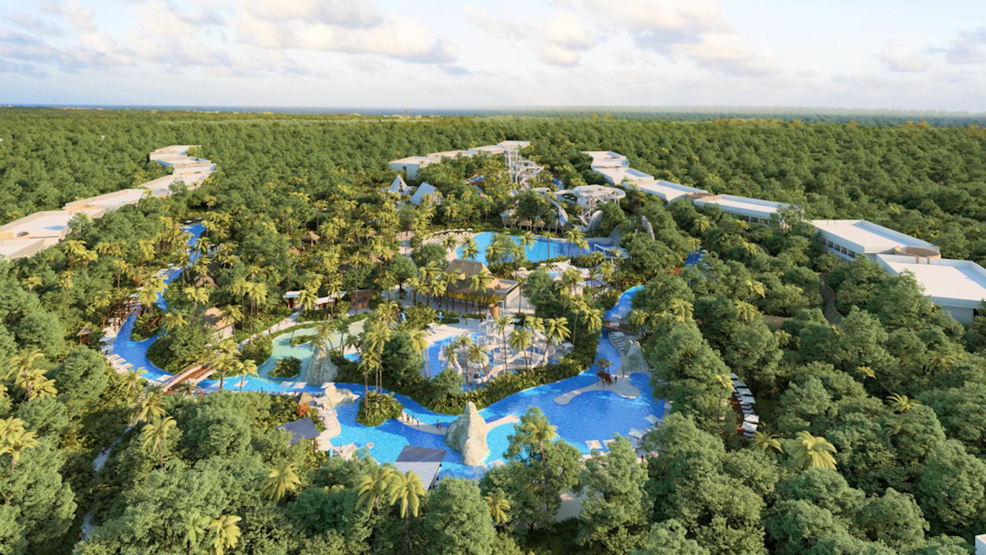 Abre en Riviera Maya, el primer parque acuático de lujo: Jungala