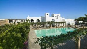 Abrió un exclusivo nuevo hotel en Puglia: Masseria Torre Maizza
