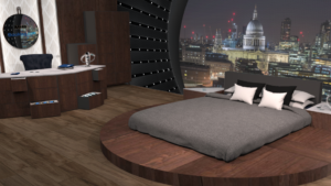 Podremos alojarnos en una habitación que recrea la película Men in Black: International