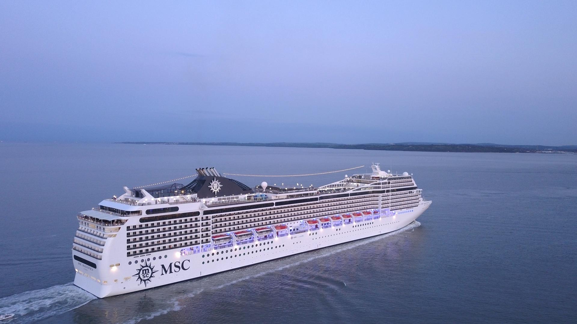El imperdible crucero para recorrer el mundo en 2020: MSC World Cruise