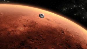 La NASA nos permite enviar nuestros nombres a Marte
