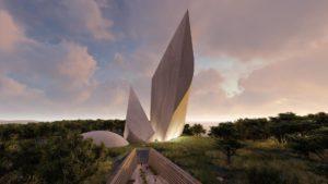 Este será el impresionante nuevo Museo de la Humanidad: Ngaren