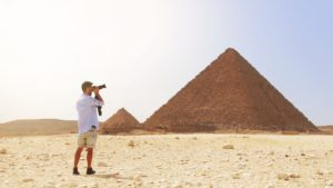 Cómo se construyeron las pirámides o las estatuas de la Isla de Pascua