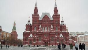 Por qué visitar Moscú en invierno, la capital imperial que nunca descansa