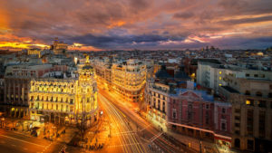 Siete lugares imperdibles para visitar en Madrid