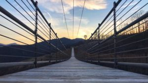 SkyBridge: este es el nuevo puente colgante peatonal más largo de Estados Unidos