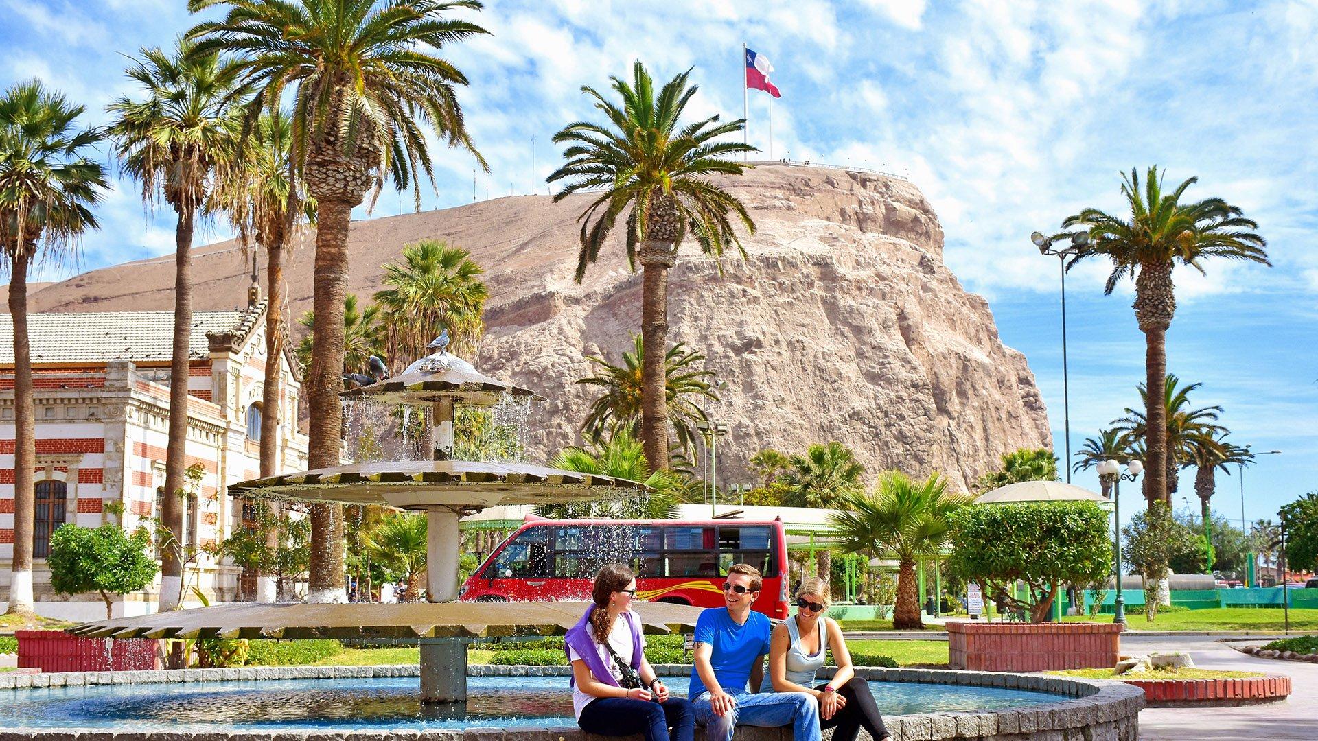 ee12fd388540 Qué hacer en un viaje de 3 días por Arica en Chile? Playa, sol y ...