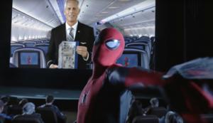 El nuevo video de seguridad de United protagonizado por Spider-Man