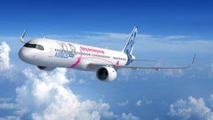 El nuevo avión mediano de Airbus con mayor alcance del mundo