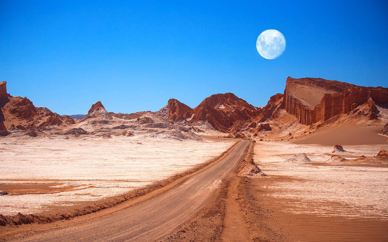 Atacama: Chile tiene el desierto más seco del mundo y es imperdible