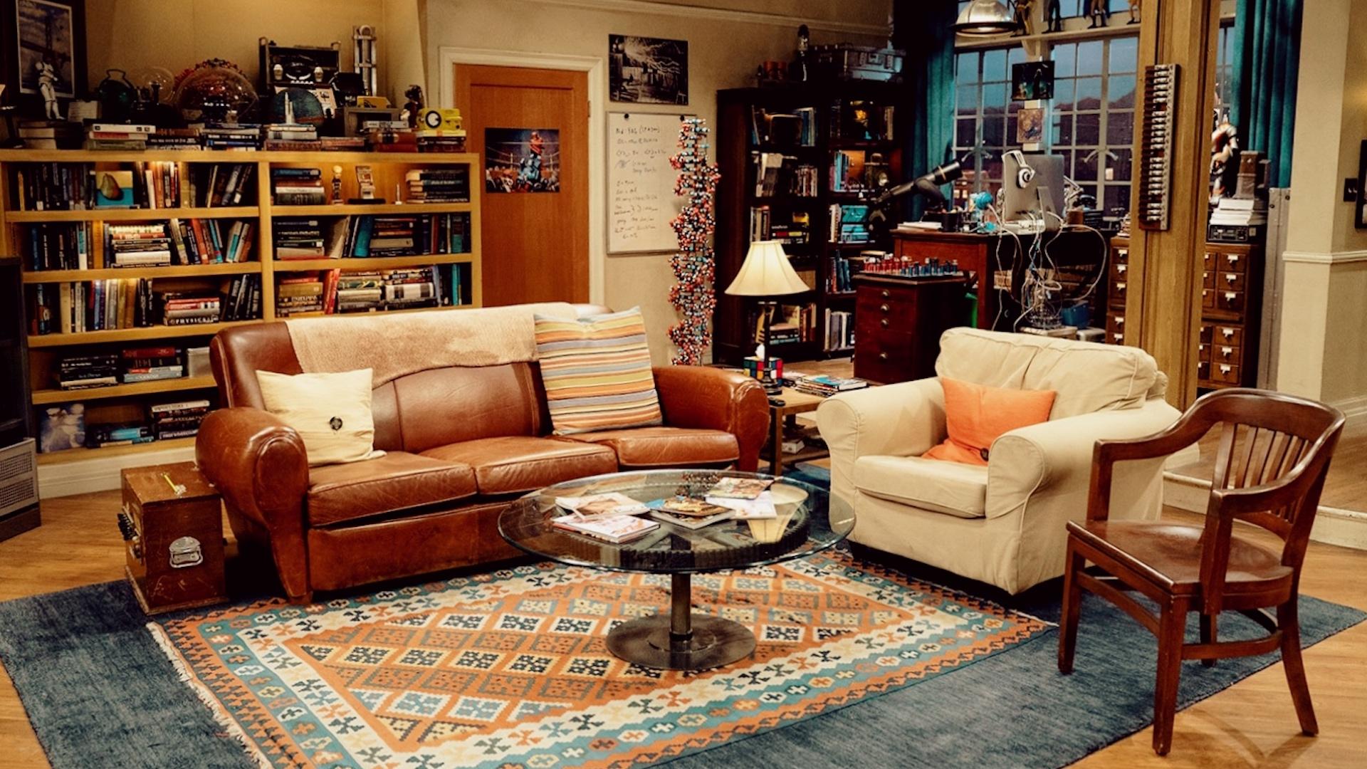 El nuevo tour para visitar los estudios de la serie The Big Bang Theory