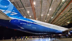 Boeing 777X: el avión más largo del mundo. ¿Cuándo debuta?