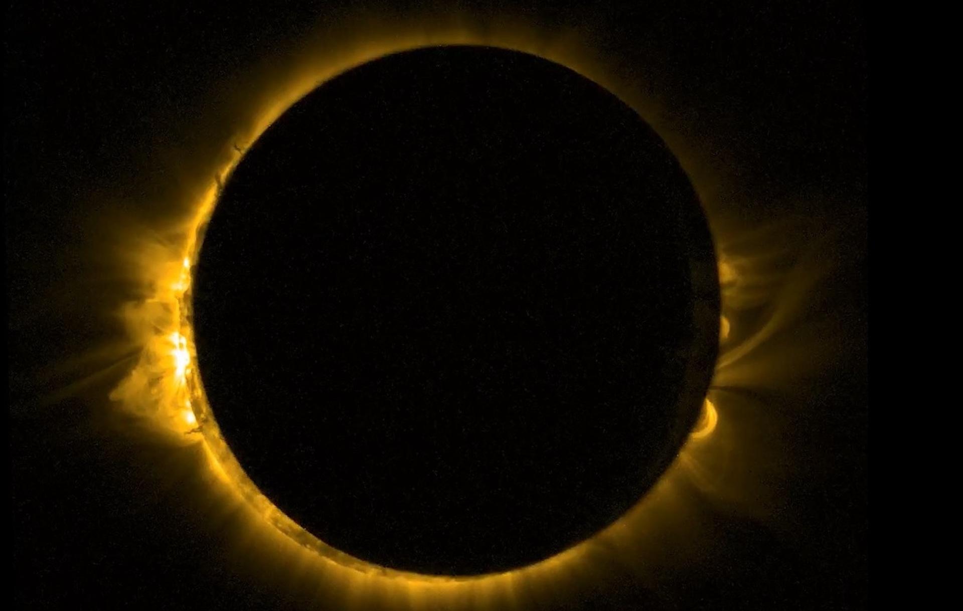 ¿Cuándo será el próximo eclipse solar total en Argentina? En 2020